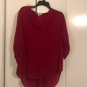 Chaus red top